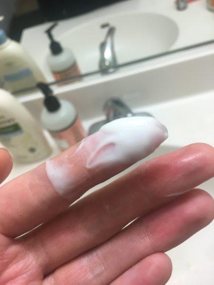 exfoliation lotion