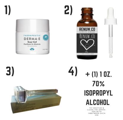 vitamin c treatment kit